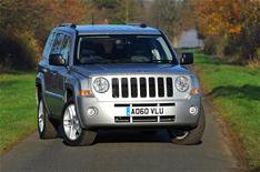 New diesel/better spec for Jeep Patriot