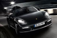 Porsche launches Boxster S Black