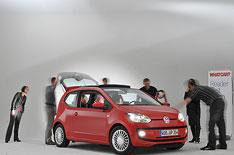 What Car? readers review VW Up