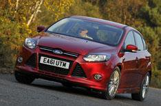 Ford Focus Zetec S review