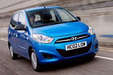 Hyundai i10 gets a face-lift