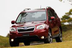 2013 Subaru Forester revealed