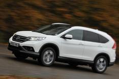 Our cars: Honda CR-V intro