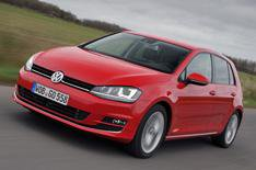 2013 Volkswagen Golf UK review