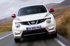 2013 Nissan Juke Nismo review
