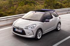 Citroen DS3 Cabrio Racing likely