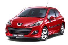 Peugeot 207 gets extra verve