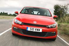 VW launches entry-level Scirocco