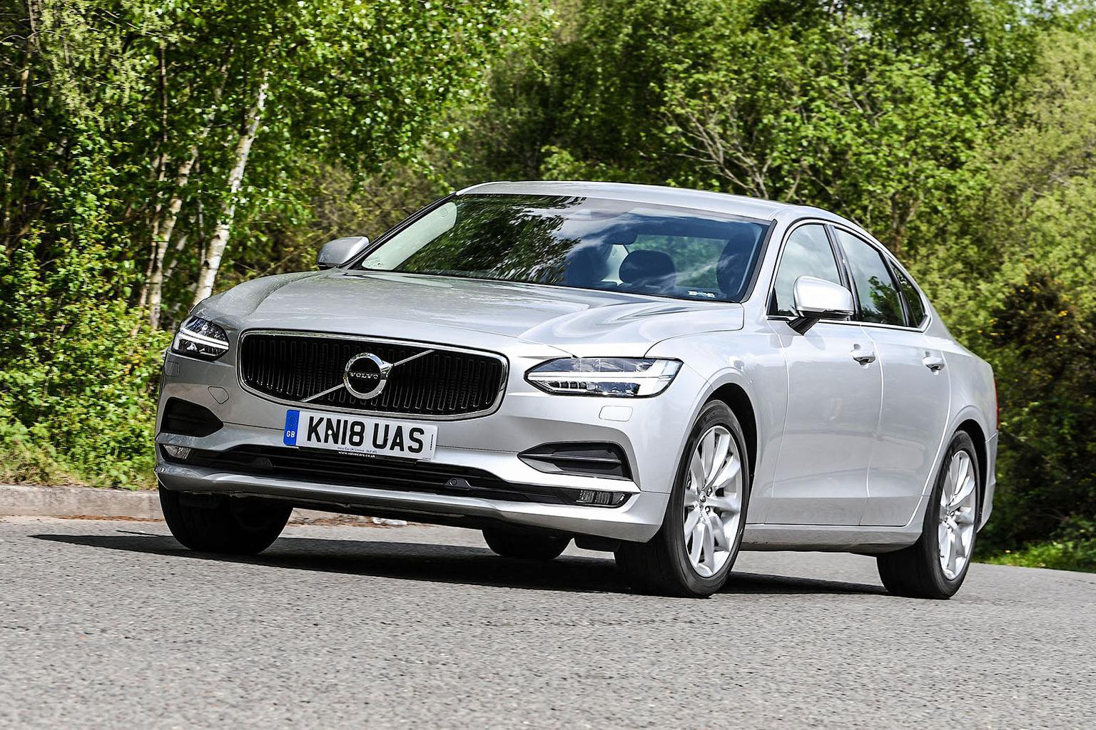 2018 Volvo S90 T4 Review Price Specs And Release Date