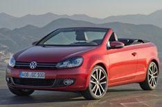 Volkswagen Golf soft-top revealed