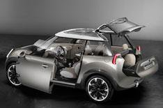 Mini reveals Rocketman concept car