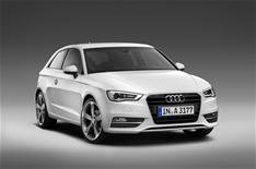 Geneva motor show 2012: New Audi A3
