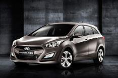 Geneva 2012: Hyundai i30 Tourer