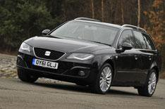 2012 Seat Exeo ST review
