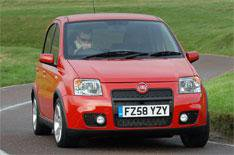 Comeback for Fiat Panda 100HP