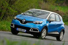 2013 Renault Captur private viewing