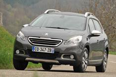 Peugeot 2008 prices announced