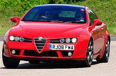 First drive: Alfa Romeo Brera S