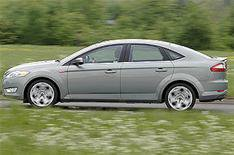 First drive: Ford's top diesel Mondeo