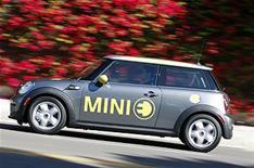 Mini electric car trial results
