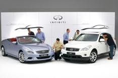 What Car? TV: Infiniti Reader Test Team