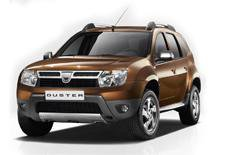 Dacia Duster confirmed for UK