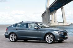 BMW adds low-power diesel to 5 GT range