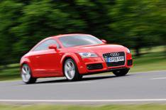 Audi TT 2.0 TFSI quattro: driven