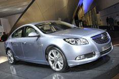 2. Vauxhall Insignia