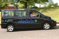 4. Electric Taxi