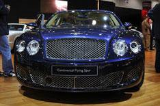 Bentley: 600bhp and 200mph