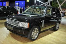 Land Rover: special Range Rover and LRX