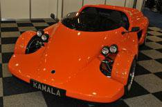 Kamala K360R- road or track?