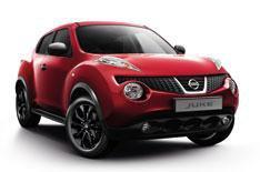 Nissan Juke Kuro special-edition