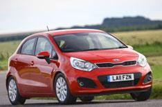 New Kia Rio: Prices and specs