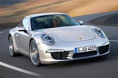 New Porsche 911 in detail