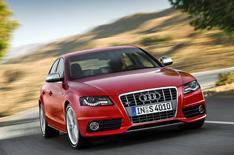 New Audi S4 revealed
