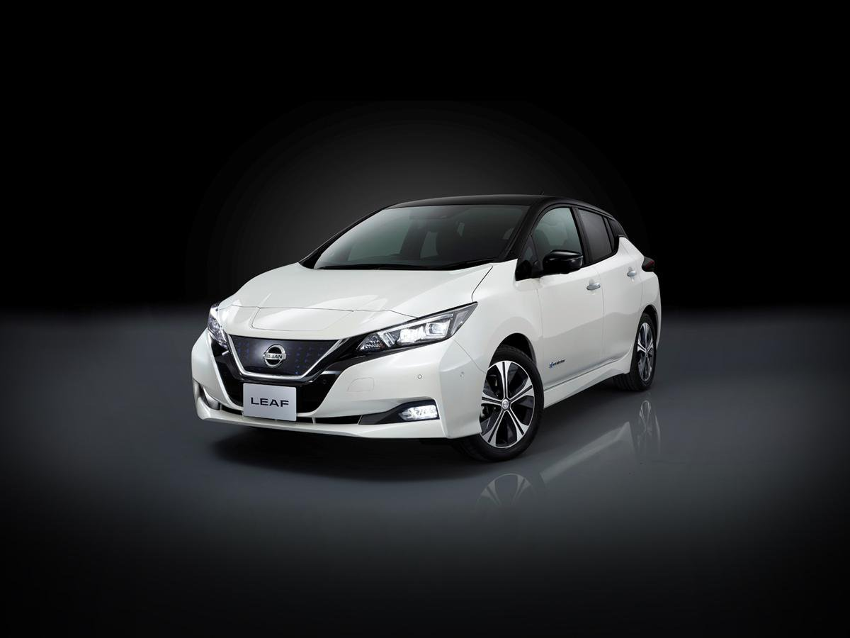 Promoted: New Nissan LEAF – Ready for launch