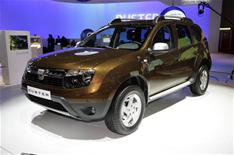 Dacia to launch in UK in 2012