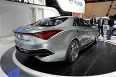 Hyundai i-flow
