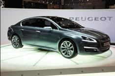 Peugeot '5 by Peugeot'