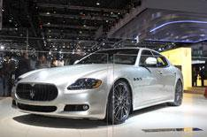 Maserati Quattroporte Sport GT-S Awards