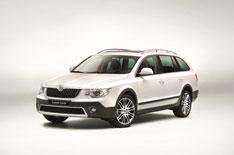 Skoda Superb Outdoor Estate revealed