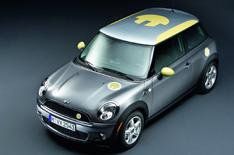 Electric-powered Mini E