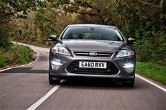 Ford Mondeo 2.2 TDCi 200 driven