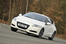 Our cars: Honda CR-Z final report