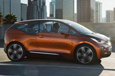 BMW i3 Concept Coupe revealed