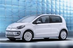 VW Up 5dr revealed