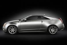 Cadillac CTS Coupe unveiled