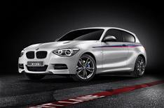 Geneva 2012: BMW M135i